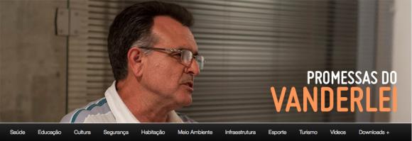 Site de monitoramento das promessas feitas na época da campanha eleitoral